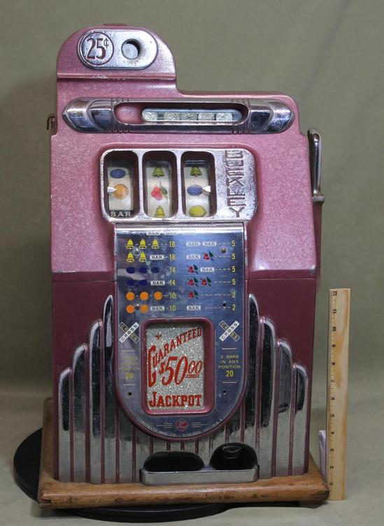 ebay slot machines for sale quters only