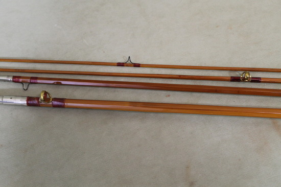 Vintage montague eel river combo casting fly fishing for Montague fishing rod