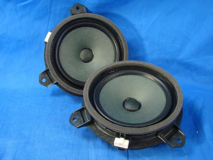 2 Oem Original Toyota Corolla Car Speaker With Mounting