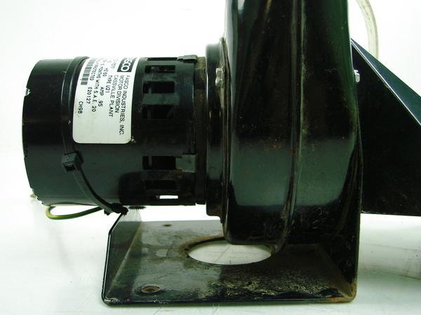 Rheem Fasco Water Heater Power Vent Inducer Blower Motor