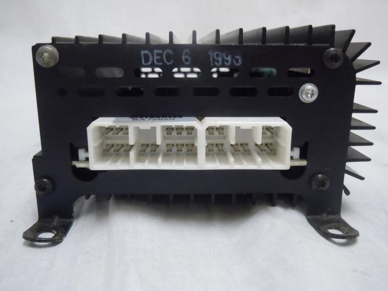 Jeep Grand Cherokee Infinity Gold Chrysler Amplifier 56008993 Ebay