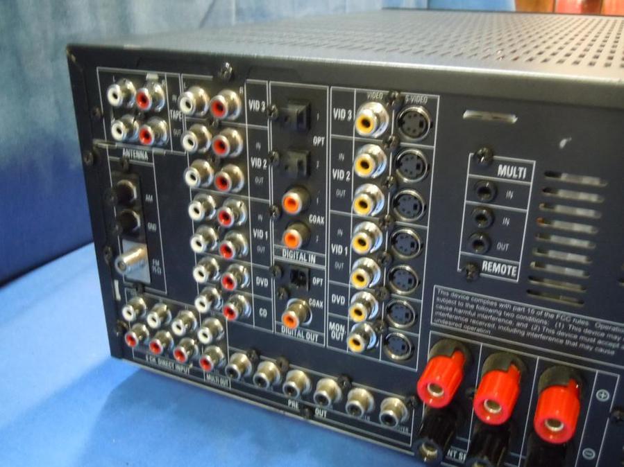 harman kardon avr 310 audio video 250w receiver 28292512353 ebay rh ebay com