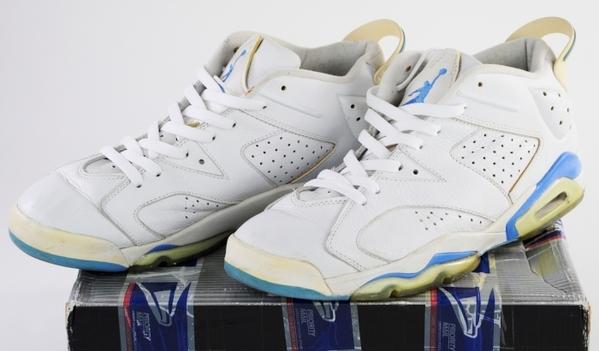 promo code promo code incredible prices Details about 304401-141 Nike Air Jordan 6 Retro Low White Blue 11.5 White  University Blue