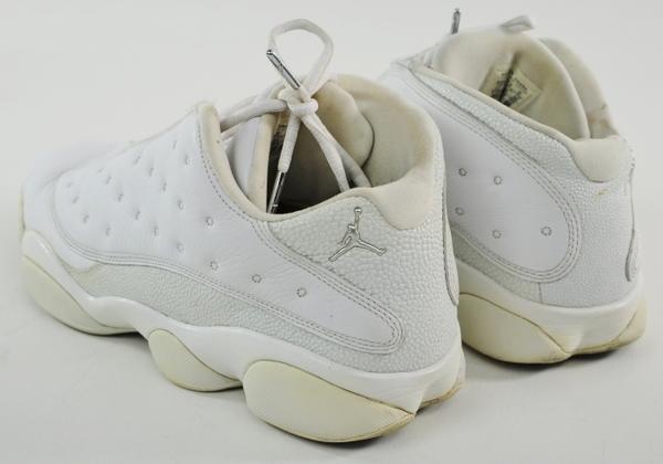 size 40 9af3b 13e24 310810 103 Nike Air Jordan 13 Retro Low White Sz 11 Navy Ice Blue   eBay
