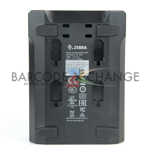 Details about Zebra CRD-NWTRS-2SUCH-01 Dock Cradle WT6000/RS6000  SHARECRADLE-01