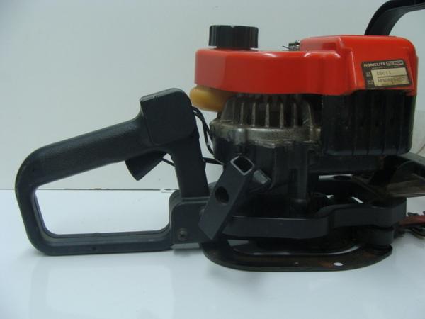 Homelite Gas Hedge Trimmer Repair Vs