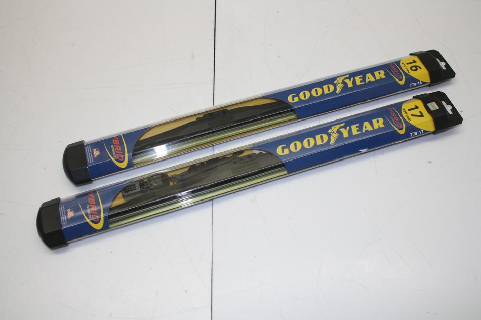 Windshield Wiper Blades Goodyear Hybrid Technology 16