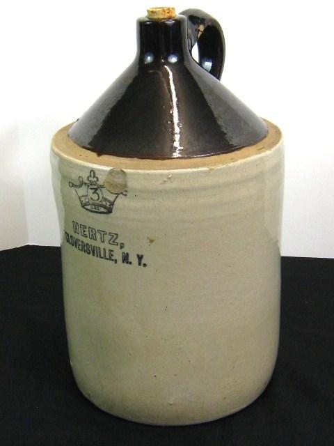 moonshine jug in bottle - photo #15