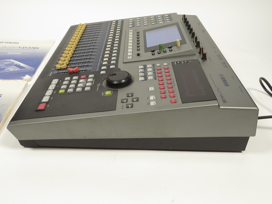 yamaha aw4416 digital audio recording workstation cd burner mixer ebay. Black Bedroom Furniture Sets. Home Design Ideas