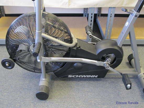 Schwinn Airdyne Evolution Evo Comp Exercise Bike Bicycle Dual Action Ebay