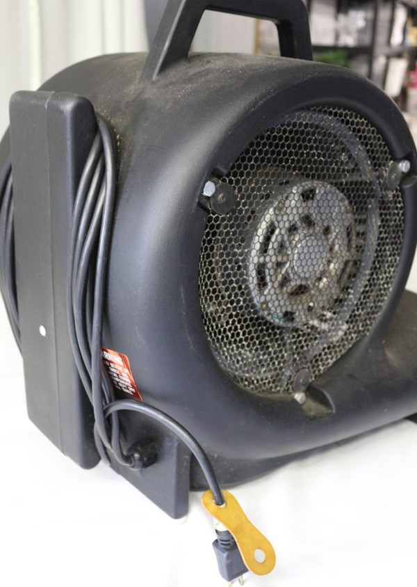 Century 400 Hurricane Pro Turbo Dryer Carpet Fan Blower