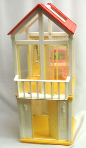 Vintage Mattel Barbie Dream House 1979 A Frame Dollhouse