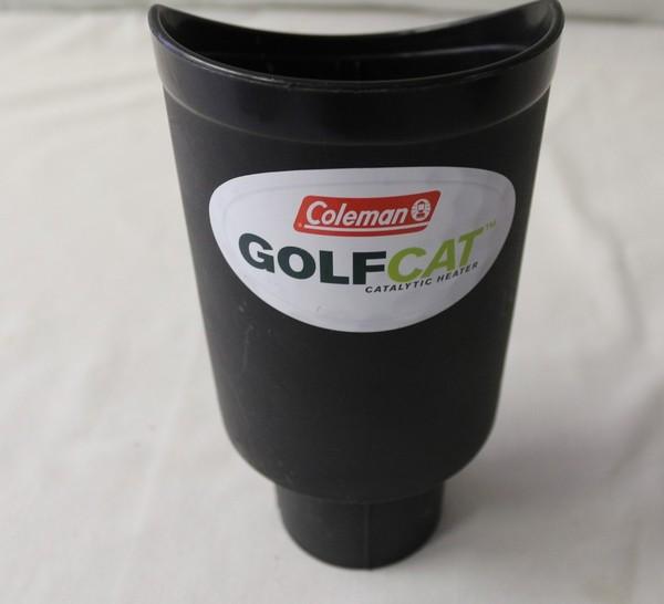 Coleman Golfcat 5036 Golf Cart Heater 3000 Btu Catalytic