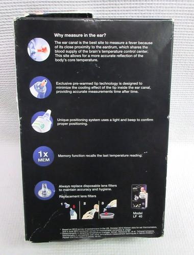 Braun Thermoscan Irt 6500 Manual