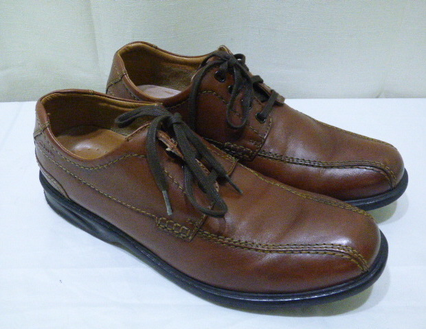 32cd088148a3a0 Men s Clarks Colson Over Oxford Brown Size 11W