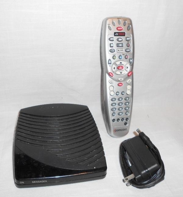 Motorola Cable Box Dct700