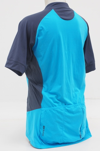 New! Sugoi Women s Evolution Ice Cycling Jersey -Blue Gray- (Size  X ... aae6abc22
