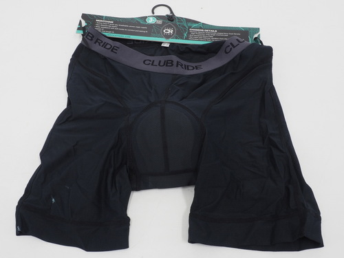 c3d363dd4 New! Club Ride Womens MontCham Mountain Bike Baselayer Black Size ...