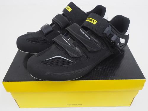 9de463f50c New! Mavic Ksyrium Elite W II Road Cycling Shoes EU 42 US 9.5 Black ...