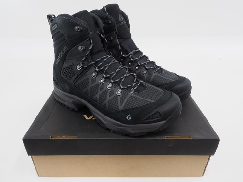 26f022b6f17 Details about New! Vasque Men's Saga GTX Waterproof Lace Up Hiking Boots  Size 12 US, 46 EU