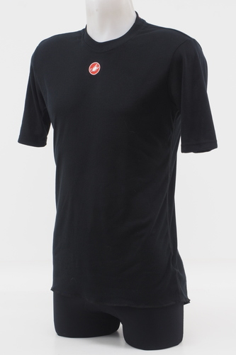 Details about New! Castelli Men s Prosecco R Short Sleeve Cycling Base  Layer Large Black ed86b69dd
