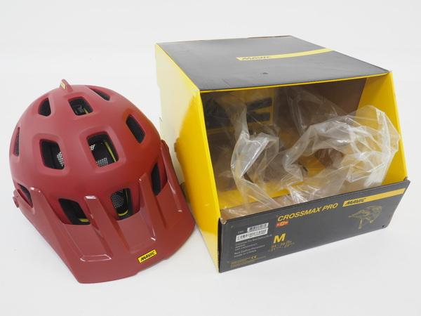 Mavic Crossmax Pro MTB Helmet Black//Safety Yellow Medium New in Box