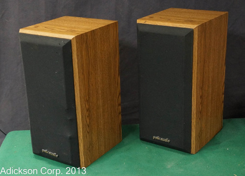 Colorado Tax Calculator >> VERY NICE POLK AUDIO MONITOR SERIES 2 BOOKSHELF SPEAKERS !! | eBay