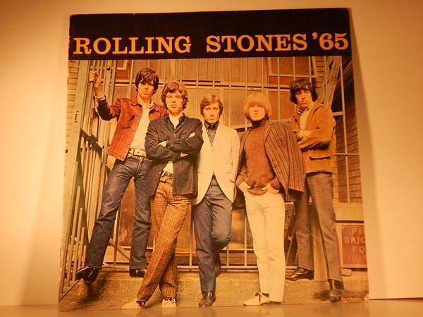 """ROLLING STONES """"65"""" Concert Program"""