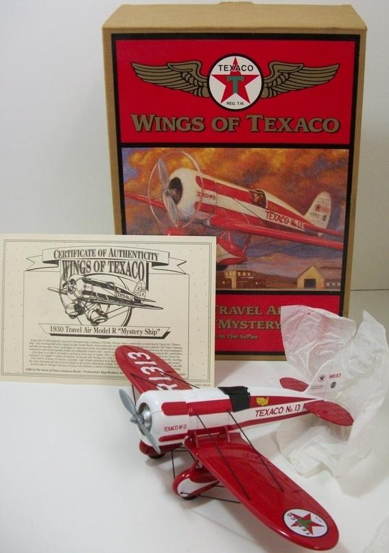 Wings of Texaco 1930 Travel Air Model R