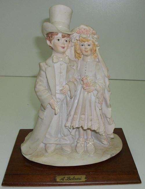 1985 A Belcari Bride and Groom
