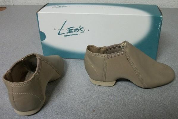 Leo's Dancewear Little Kid 7026 Sun Gloflex Neo Boot 13 M
