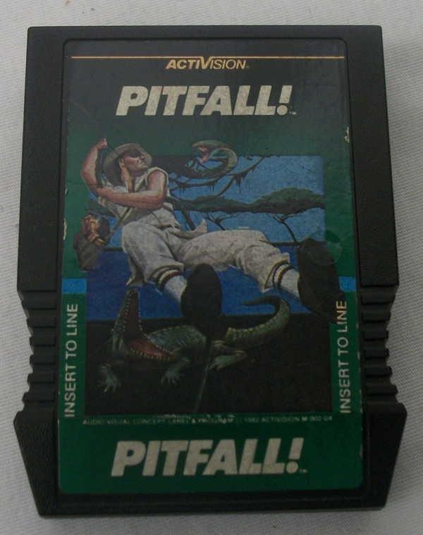Pitfall! for Intellivision - Game Only