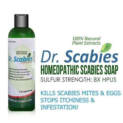 All Natural Scabies Treatment