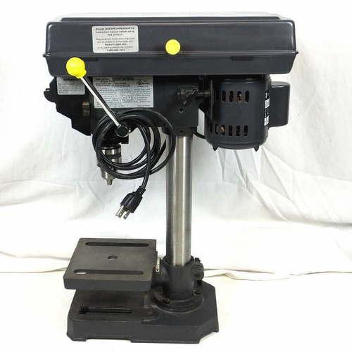 Lot 7 Power Tools Drill Press Belt Sander Craftsman