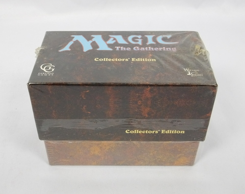 Magic The Gathering Collectors Edition Box Set Deckmaster