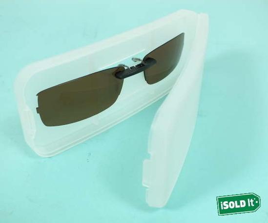 90ea08f2cc Custom Fit Polarized CLIP-ON Sunglasses For Oakley RHINOCHASER ...
