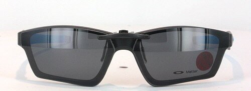5175b1c324 Custom Fit Polarized CLIP-ON Sunglasses For Oakley CROSSLINK OX8031 55X18  8031