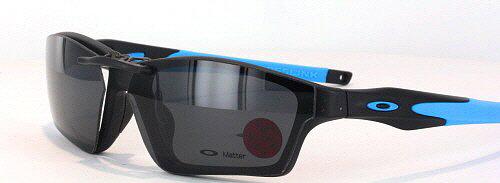 5175b1c324 Custom Fit Polarized CLIP-ON Sunglasses For Oakley CROSSLINK OX8031 55X18  8031