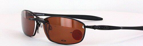 496cc1b768e58 Custom Fit Polarized CLIP-ON Sunglasses For Oakley BLENDER-6B OX3162 ...