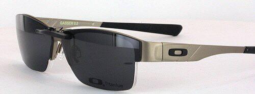 b33de850c09 Custom Fit Polarized CLIP-ON Sunglasses For Oakley GASSER 0.5 OX5088 ...