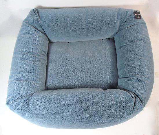 Brilliant Details About New Nwt Bowsers Dutchie Pet Bed Bluestone Sz M Made In Canada Inzonedesignstudio Interior Chair Design Inzonedesignstudiocom