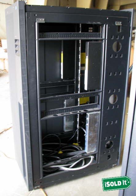 Ibm Rs6000 7014 T00 36u Power Sys W 4 Pdus Rack Enclosure