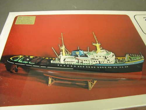 New billing boats zwarte zee scale wooden model boat kit w