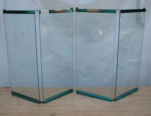 New Heatilator Gh42b1 Bi Fold 42 Glass Doors Fireplace Door Sz 225