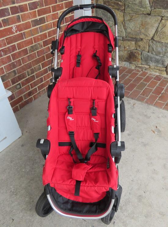 Baby Jogger City Select Stroller Deluxe Pram Glider