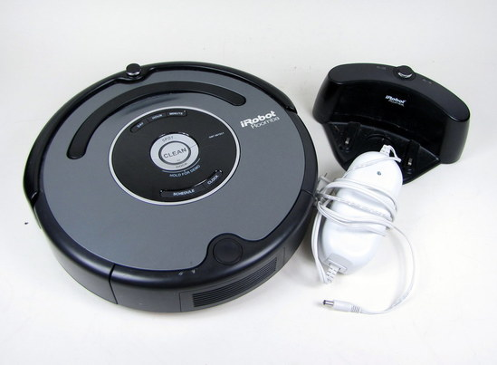 roomba docking station irobot roomba model 550 robotic vacuum cleaner w 2000