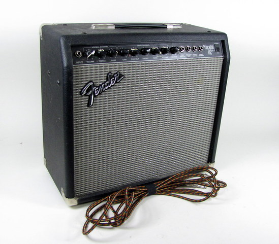 fender princeton 112 plus type pr 290 electric guitar 1x12 amp amplifier combo ebay. Black Bedroom Furniture Sets. Home Design Ideas