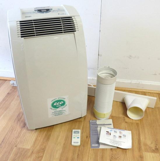 Delonghi air conditioner Instruction manual