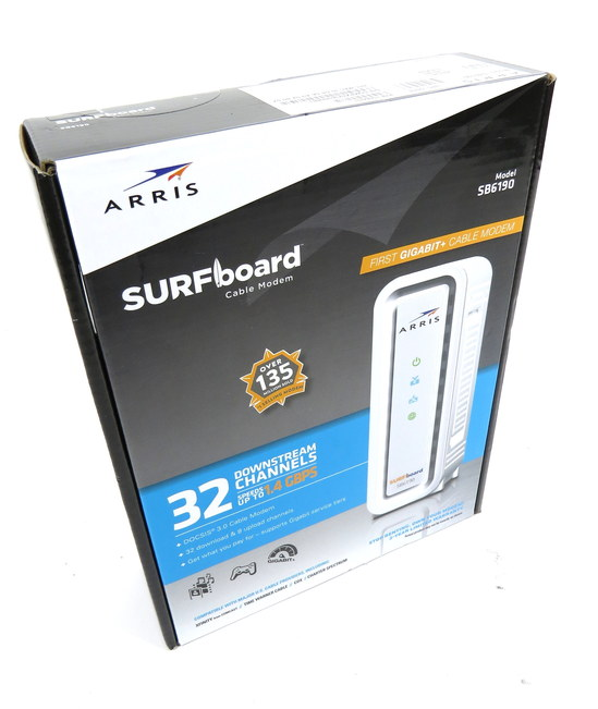 Arris Cable Box Manual