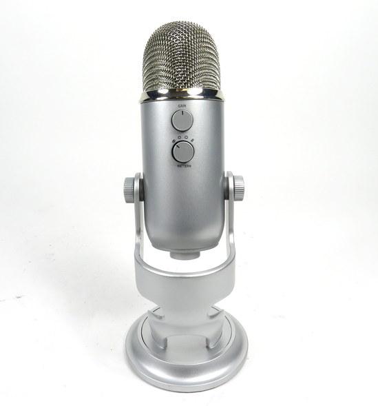 Blue Yeti Usb Powered Studio Pro Thx Certified Microphone